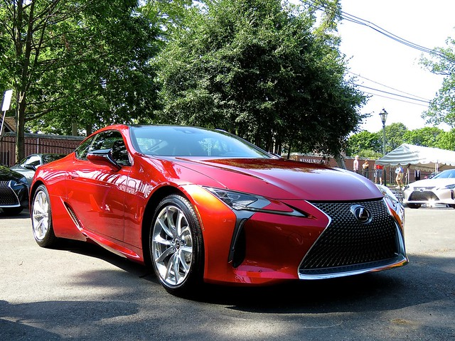 Lexus LC 500 Review 8
