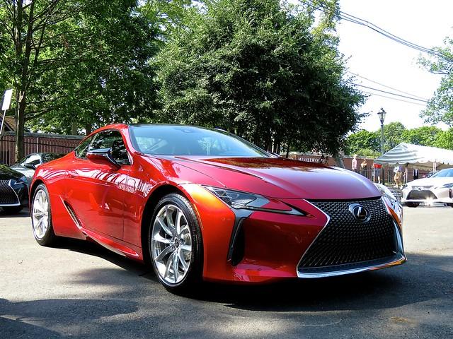 Lexus LC 500 Review 8