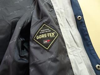 內裡也有 Gore-Tex 的字樣