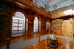 Zirc, Library of the Abbey