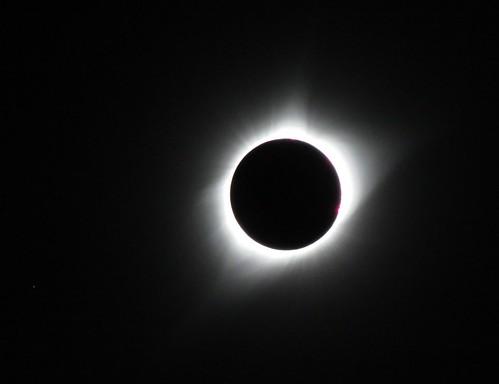 Solar Eclipse, 21 August, 2017