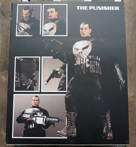 MEZCO Toyz ONE:12 Collective - Punisher