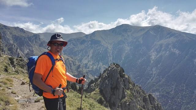 Vall de Núria – camí dels Enginyers – Refugi de Coma de Vaca