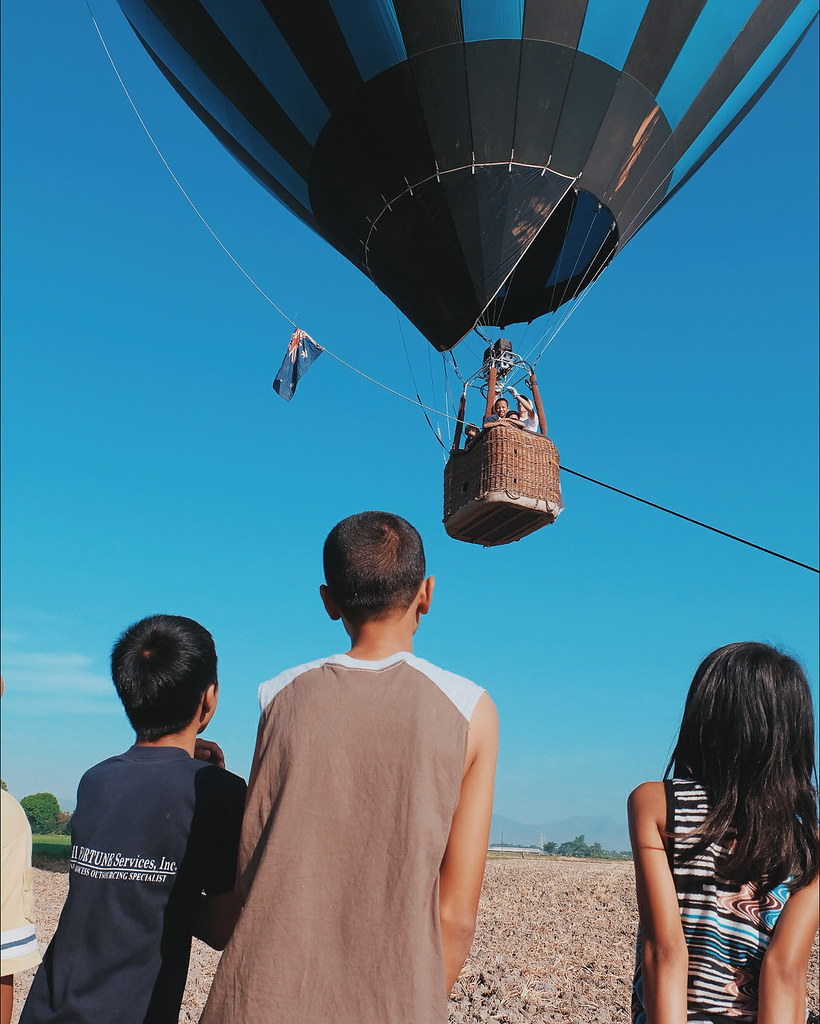 Lubao Hot Air Balloon Peter Dutneall