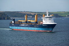 Milford Haven Shipping