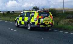 Highways England Traffic Officers