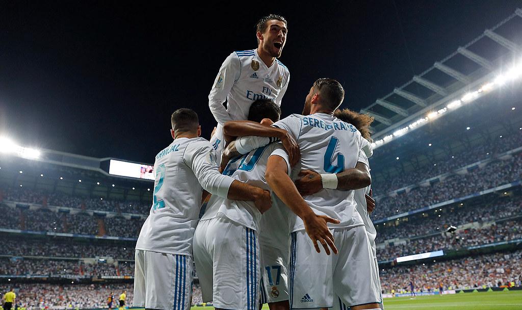4a4cc43e0fd Real Madrid Club de Futbol 2018-2019 Official Calendar - Madrid ...