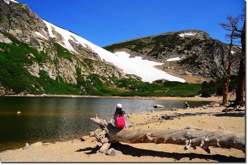 Saint Mary's Lake (11)
