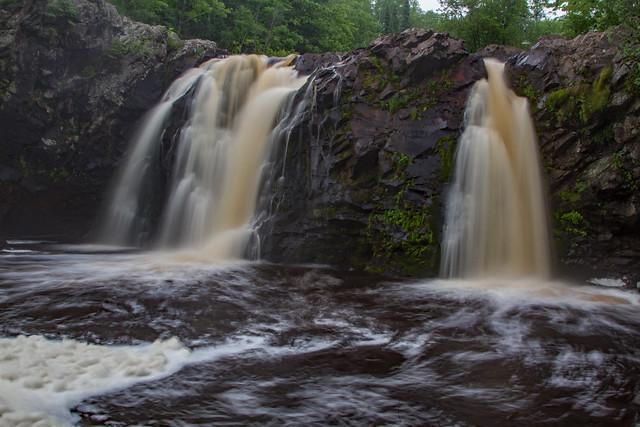 Base Little Manitou Falls