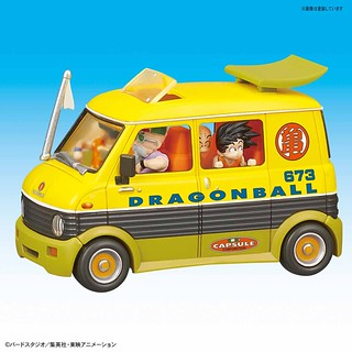 MECHA COLLECTION 《七龍珠》第七卷「龜仙人的貨車」!メカコレクション 亀仙人のワゴン車