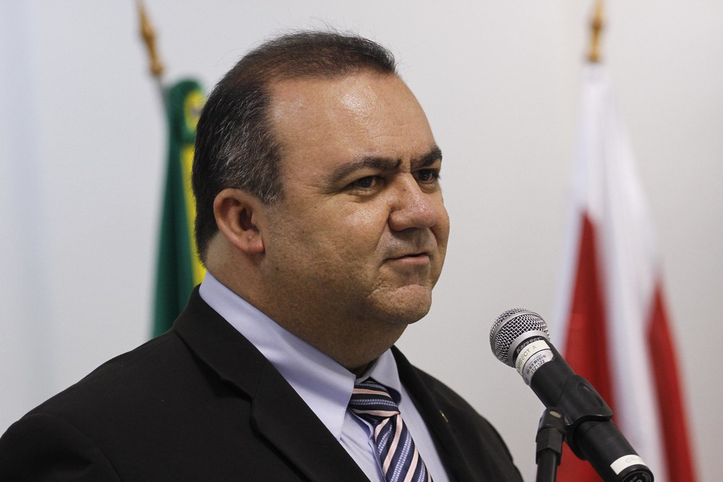 Receita Federal vai quebrar sigilo dos últimos 4 anos do chefe da Perfuga, Moacyr Mondardo Júnior