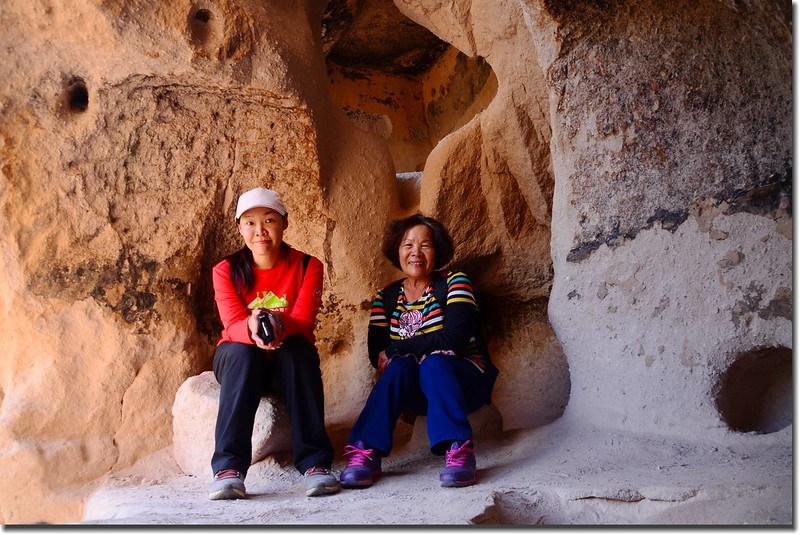 Cliff Dwellings at the Bandelier National Monument (5)