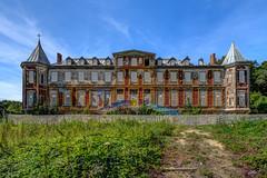 Château abandonné 2 [Urbex]