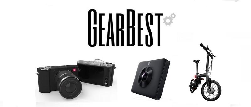 GearBest : Le nouveau site de vente en ligne qui vous offre des prix défiant ceux de la concurrence