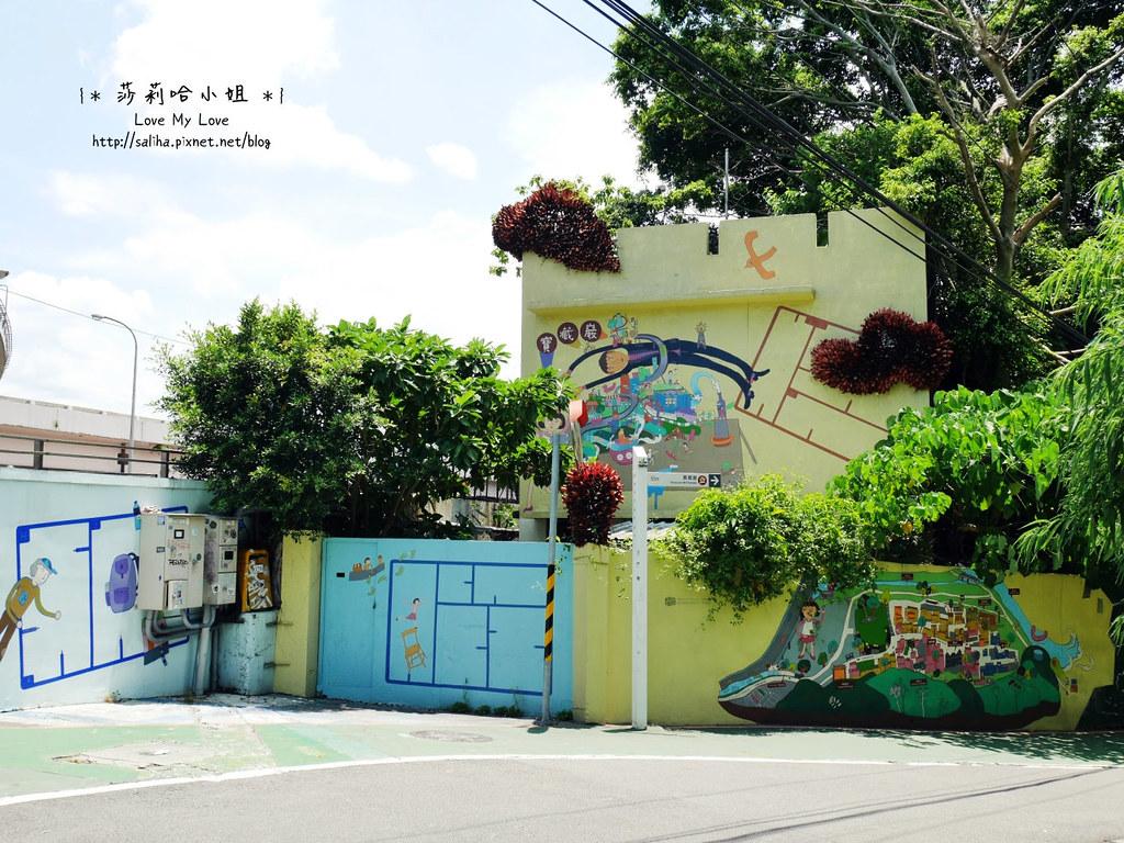 台北好拍一日遊景點推薦公館寶藏巖 (2)