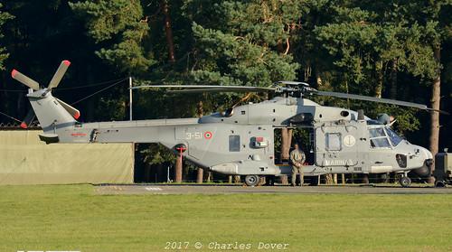 MH-90A (NH90 NFH) MM81623/3-51 Italian Navy