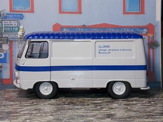 Peugeot J7 - Michelin - 1970 - Altaya