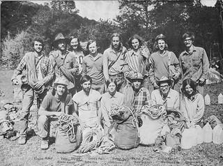 El Sotano team 1972