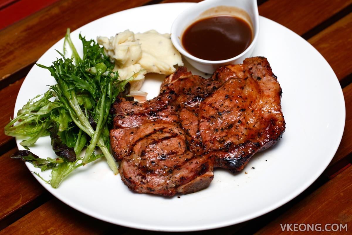 ANTE Pork Shoulder Steak