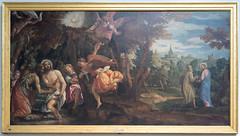 The Baptism and the Temptation of Christ | Veronese | Pinacoteca di Brera di Milano-19