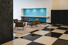 Le Corbusier - Oscar Niemeyer - Wallace Harrison. United Nations Secretariat Building #4