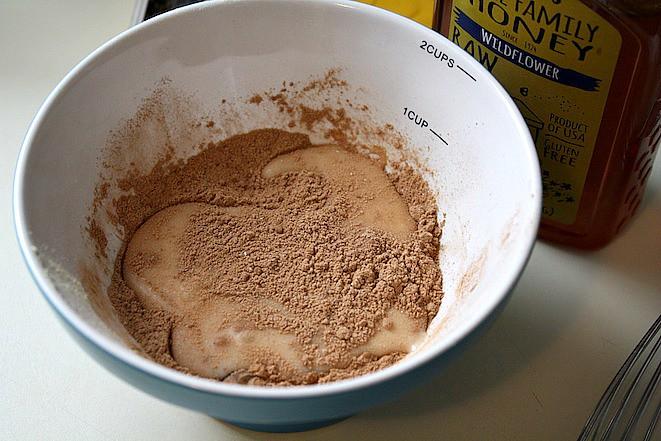 Healthy Chocolate Mug Cake