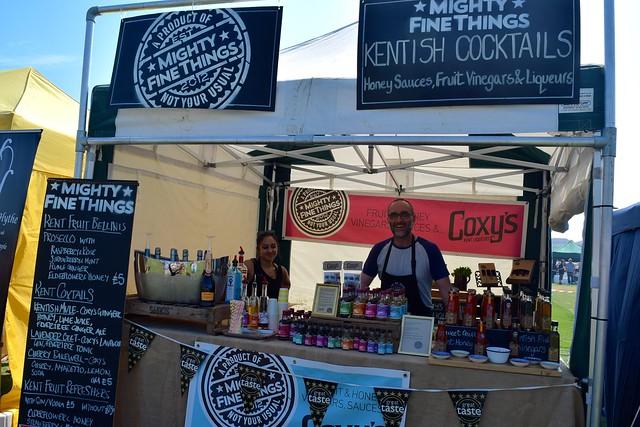Mighty Fine Things at We Love Hythe Food Festival | www.rachelphipps.com @rachelphipps