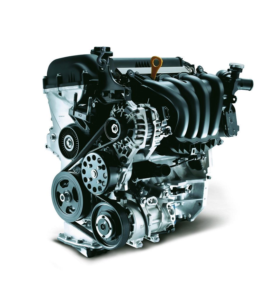1.6L U2 CRDi Diesel Engine