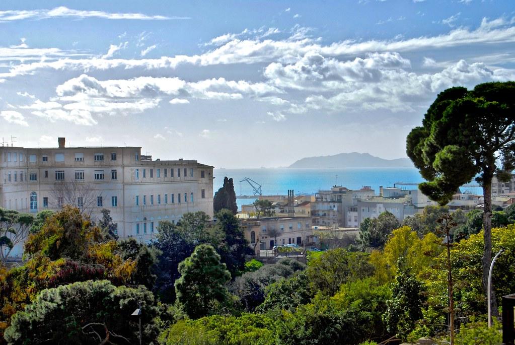 Overlooking Cagliari, Sardinia
