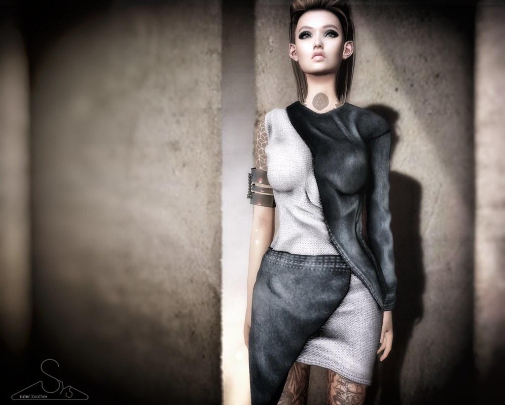[sYs] EDEN dress - SecondLifeHub.com