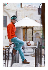 Abhishek at Mithra Cave Hotel, Cappadocia