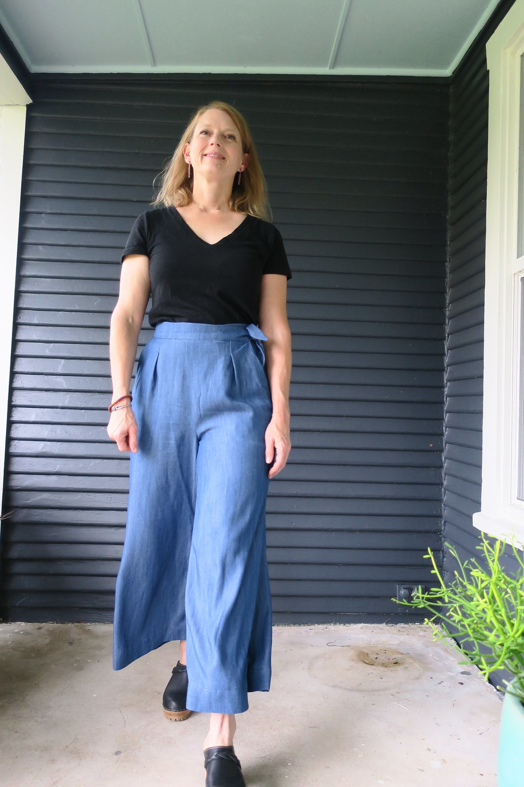 My Megan Nielsen Flint Pants