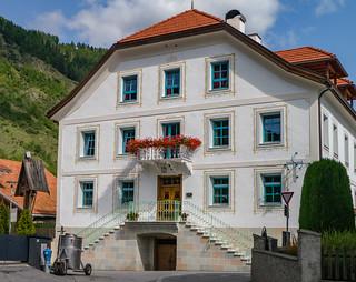Gasthof Goldener Adler in Laatsch