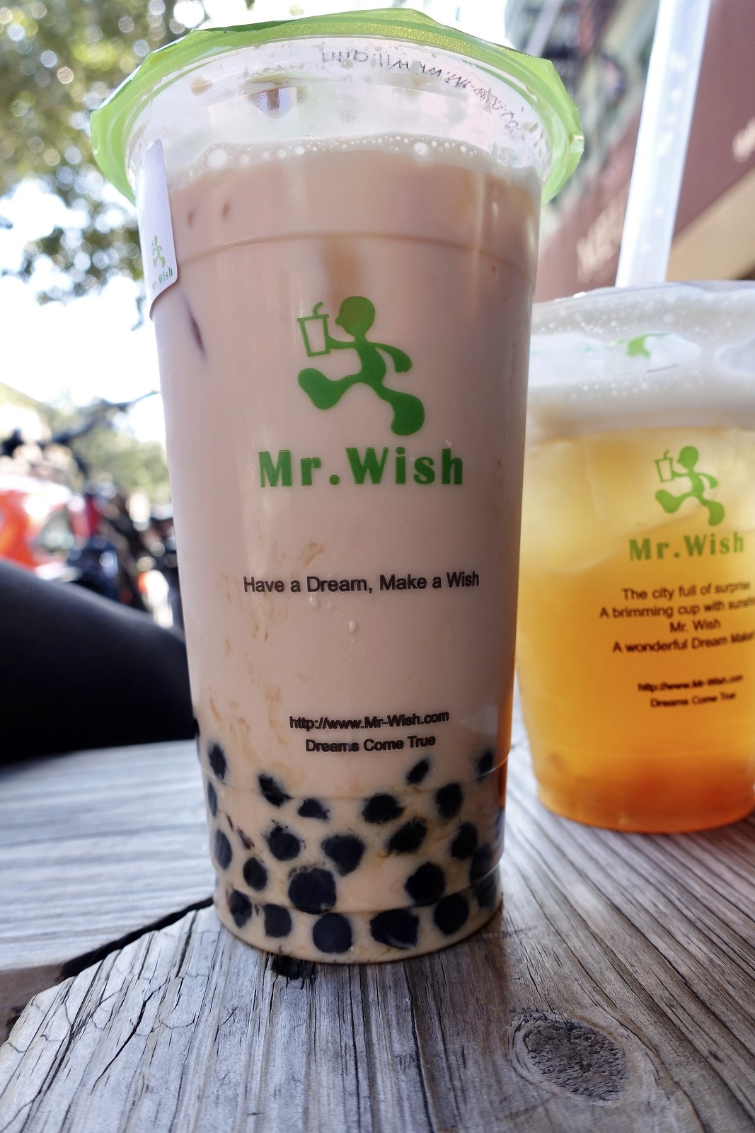 Mr Wish Bubble Tea | 86 5th Ave | Park Slope | Brooklyn | NYC