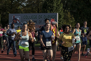 Thousands Brave the Heat to Enjoy Food, Fitness and at 2017 COD Food Truck Rally/Sunset 5K