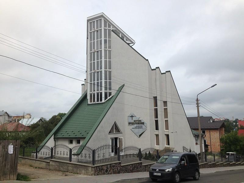Дом молитвы евангельских христиан-баптистов