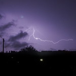 18. August 2017 - 20:05 - thunderstorm