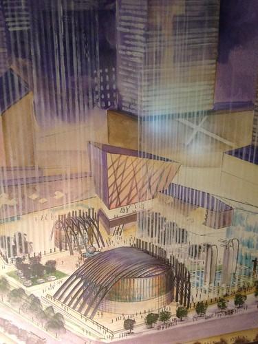 WTC Memorial Concept