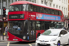 Wrightbus NRM NBFL - LTZ 1114 - LT114 - Victoria 390 - Metroline - London 2017 - Steven Gray - IMG_1148