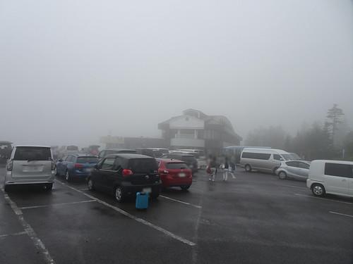 山本小屋ふる里館手前の交差点です。