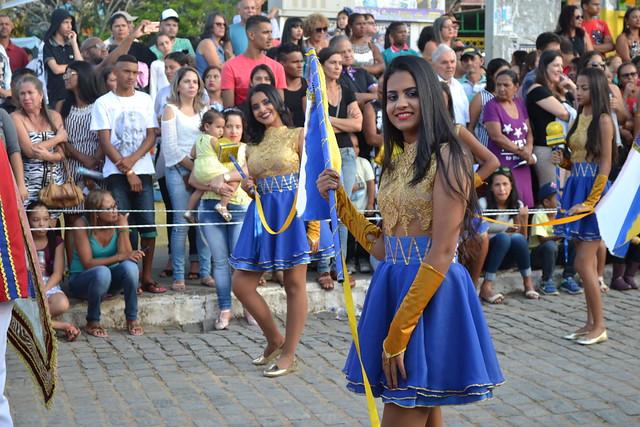Desfile Cívico Iguaí parte - VI