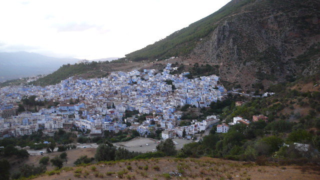 Chefchaouen - Mountain views