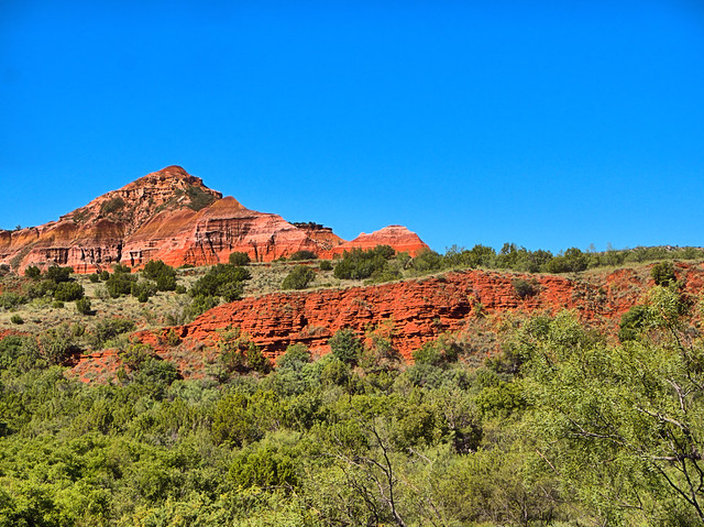 Palo Duro Canyon 06-20170814
