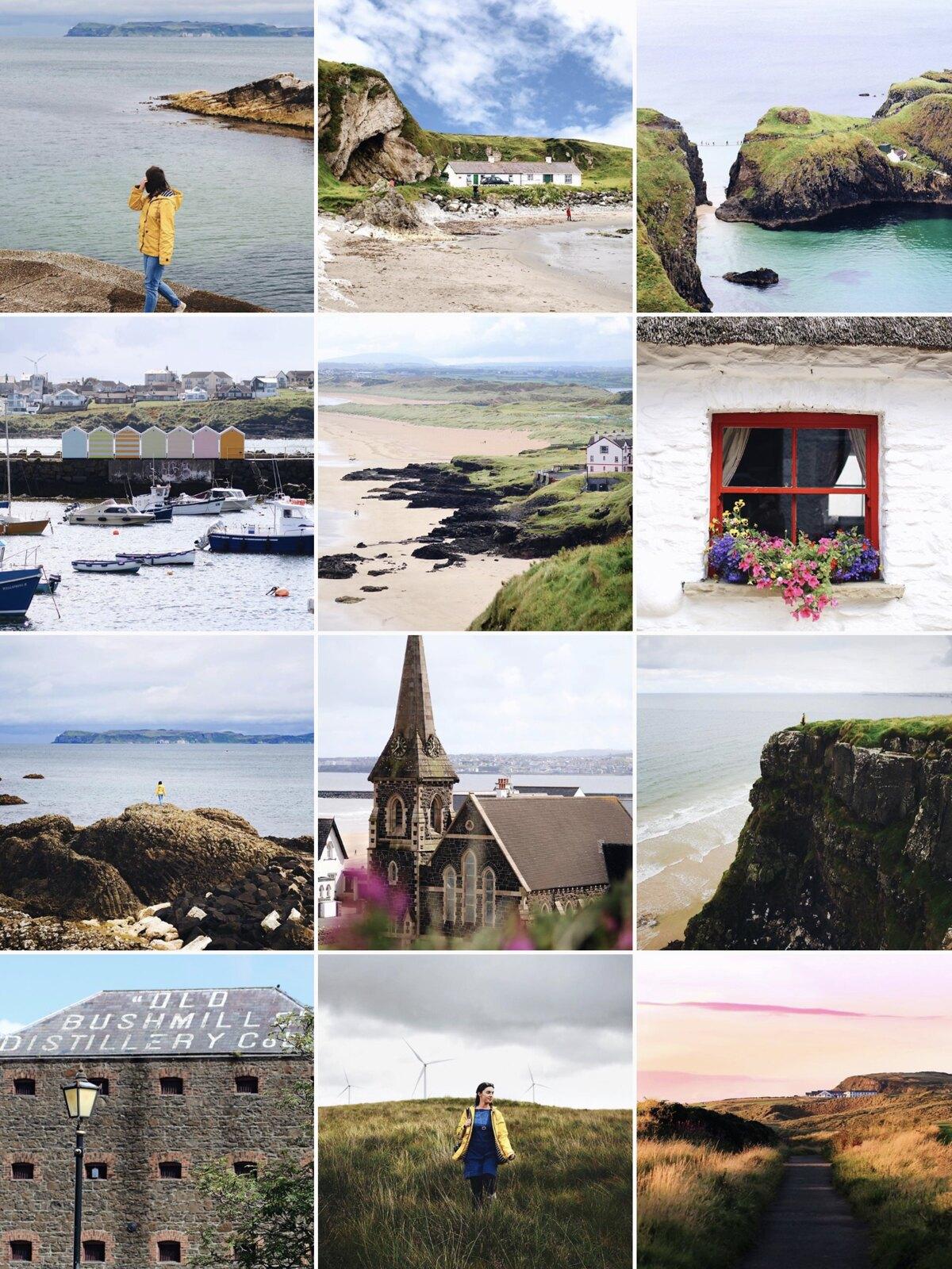 August in Instagram photos 2017