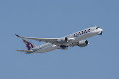 A7-ALL - Qatar - Airbus A350XWB