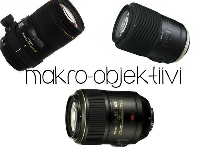makro-objektiivi