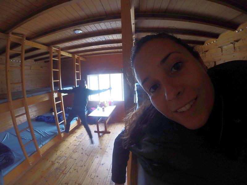 Rifugio a Landmannalaugar