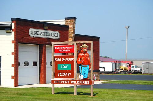 St. Nazianz, Wisconsin Fire Department