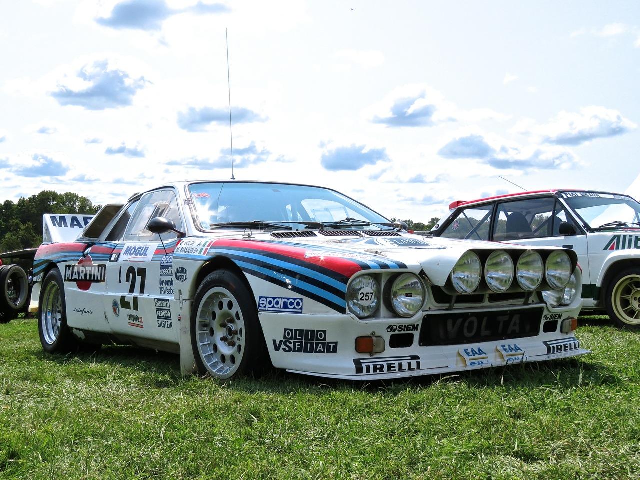 Lancia 037 Radnor Hunt 1