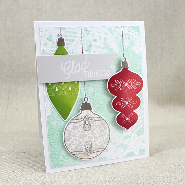 Glad Tidings Card